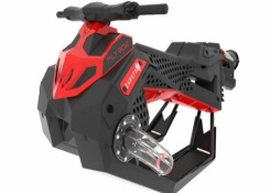 Zapata Flyride: La moto de agua voladora