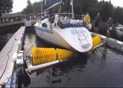 El lavadero de barcos