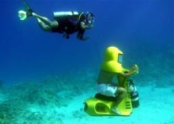 "La verdadera "" Moto de Agua """